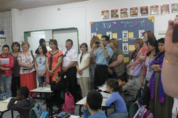 Специализированная школа для аутистов