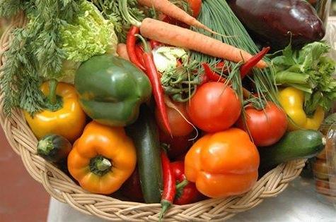 овощи с Израиля