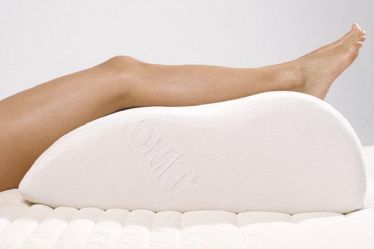 Ортопедические подушки при варикозе